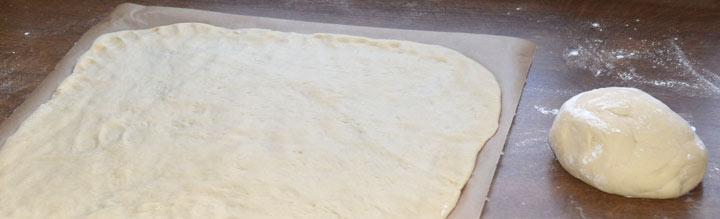 Atemberaubend Geschlagenen Küche Pizzateig Zeitgenössisch - Küchen ...
